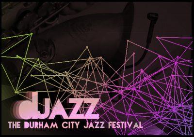 DJAZZ: The Durham City Jazz Festival