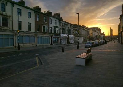 Hartlepool: Church Street Residency