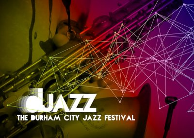 DJAZZ: The Durham City Jazz Festival